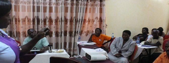 NAWOU Conducts a Gender Budgeting and Advocacy Training in Hoima
