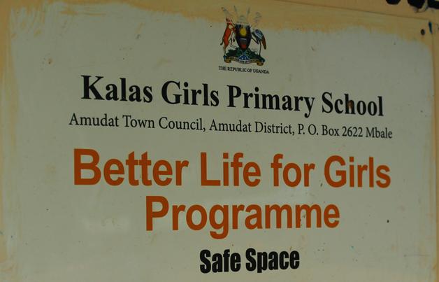 AMUDAT PARLIAMENTARY COVID19 TASKFORCE MEETS GIRLS FLEEING FGM.