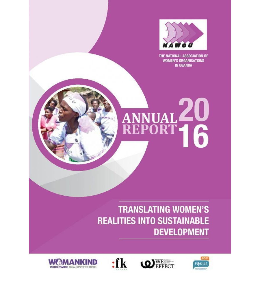 NAWOU Annual Report 2016