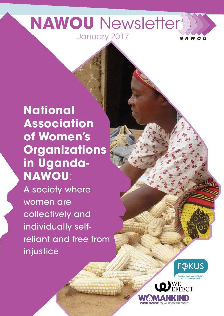 NAWOU Newsletter January 2017