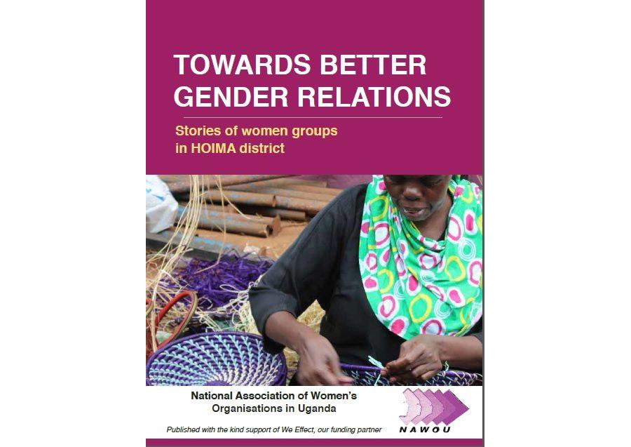 Towards Better Gender Relations